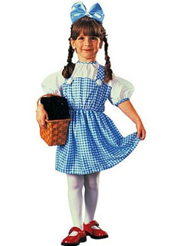The Wizard of Oz Dorothy Tiny Tikes Baby Costume