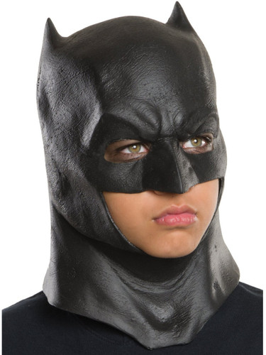 Child's Batman V Superman Dawn Of Justice Overhead Batman Mask Costume Accessory