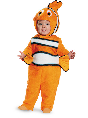 Child's Prestige Disney Finding Nemo Costume