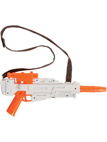 Star Wars Episode VII The Force Awakens Finn Toy Blaster With Strap Accessory
