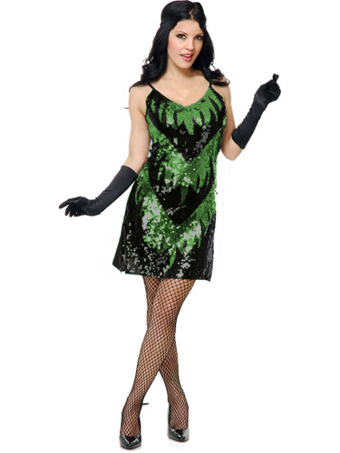 With flapper girl halloween costume consider