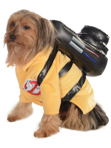 Ghostbusters Ghost Busters Jumpsuit Dog Pet Costumes