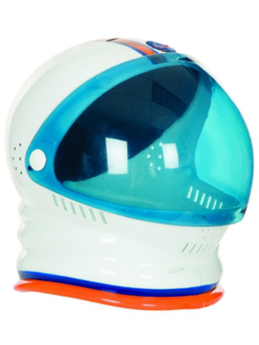 Deluxe Adult Or Child Costume Accessory NASA Astronaut Space Helmet