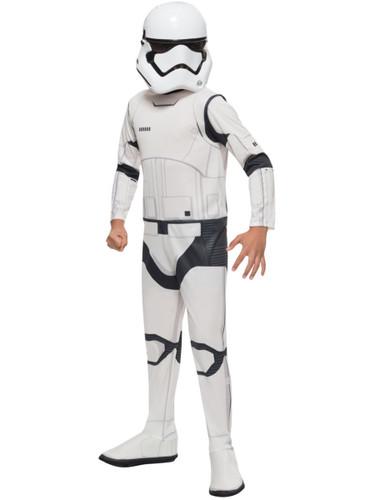 Child's Boys Star Wars Episode VII The Force Awakens Stormtrooper Costume