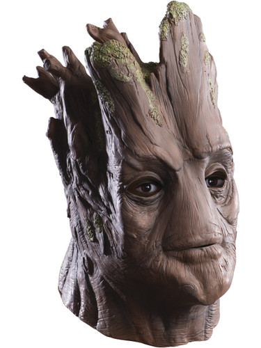 Mens Guardians Of The Galaxy Overhead Groot Mask