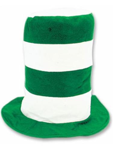 New St Patricks Day Green Irish Stovepipe Costume Hat