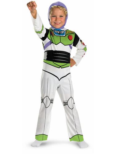 Children's Toy Story 3 Buzz Lightyear Boys Costume