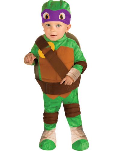 Kids Child Teenage Mutant Ninja Turtles Donatello Costume