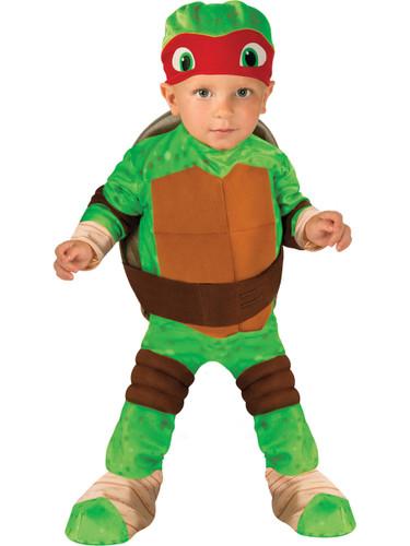 Kids Child Teenage Mutant Ninja Turtles Raphael Costume