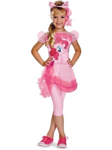 Pinkie Pie My Lil' Pony Hasbro Classic Girls Costume