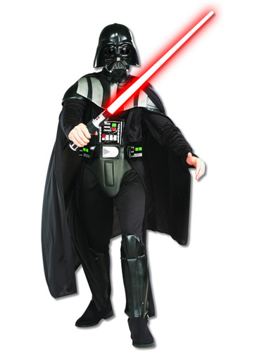 Deluxe Star Wars Darth Vader Adult's Costume