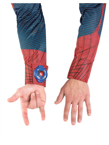Deluxe Adult The Amazing Spider-Man Light-Up Costume Accessory Web Shooter
