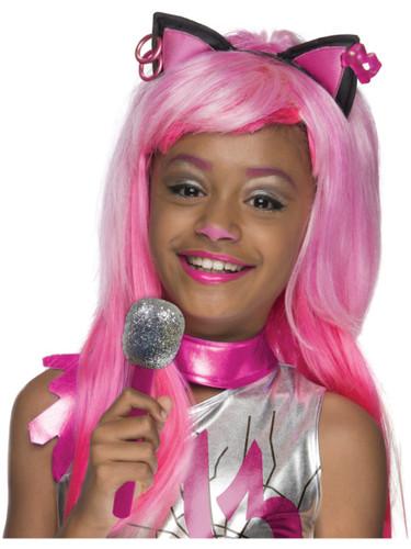 Monster High Catty Noir Girl's Makeup Make-Up Costume Accessory Kit