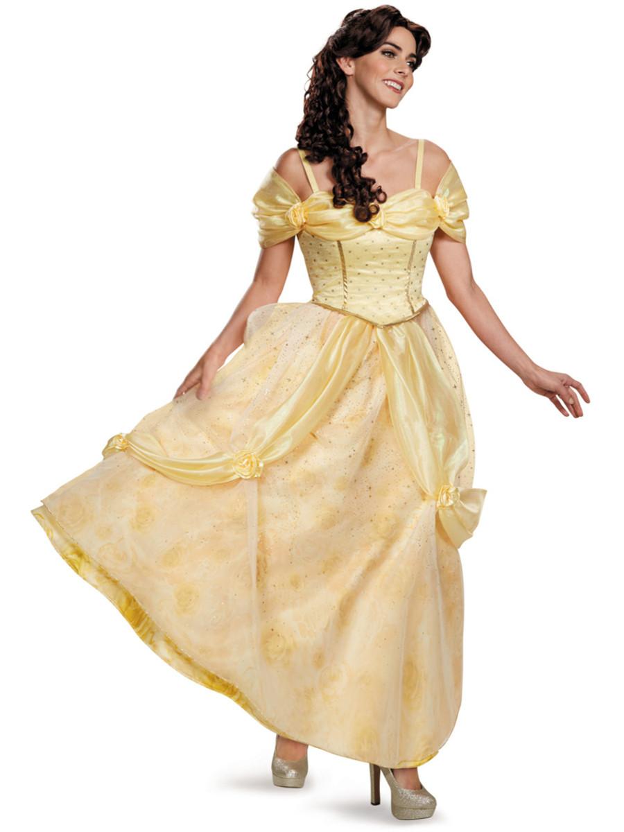 63e95d629 Women s Ultra Prestige Beauty And The Beast Belle Dress