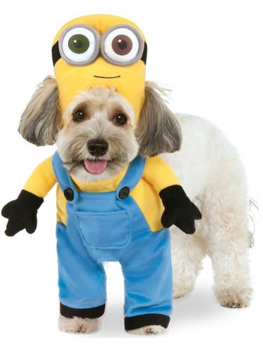 Universal Studios Despicable Me Minions Bob For Pet Dog Costume