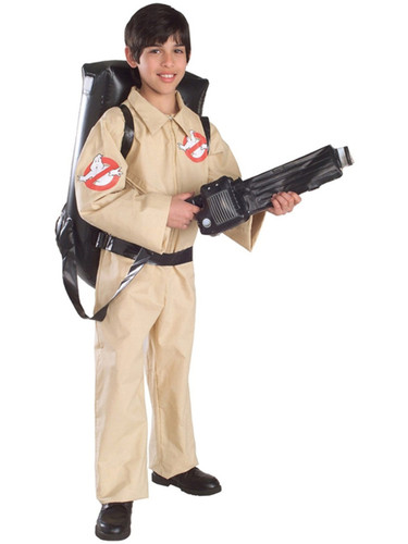 Child's Ghostbusters Boy Ghost Buster Costume