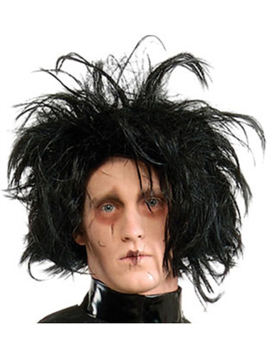 Adults Mens' Edward Scissorhands Scissor Hands Wig