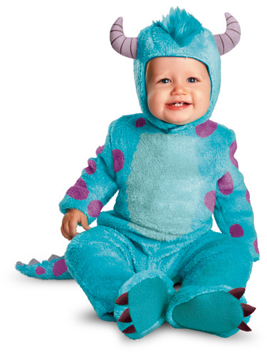 Monsters University Inc. Baby Sulley Infant Costume Set