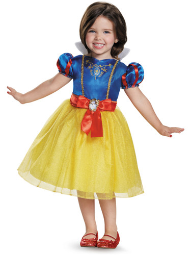 Snow White Disney Toddler Classic Toddlers Costume Dress