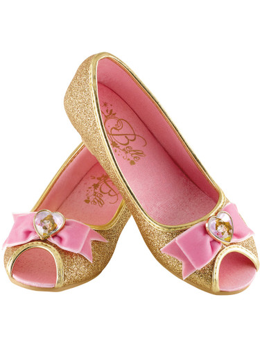 Child's Girls Prestige Disney Princess Beauty And The Beast Belle Shoes