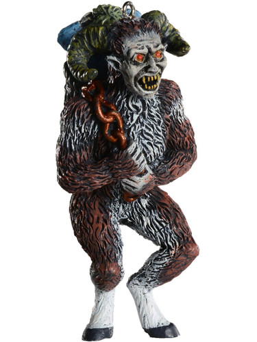 HorrorNaments Krampus Halloween Christmas Tree Ornament Decoration
