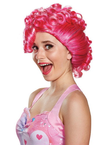 Womens My Little Pony The Movie Pinkie Pie Wig Costume Accessory