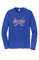 HHS Girls Hockey Ringspun Cotton Long Sleeve Tee
