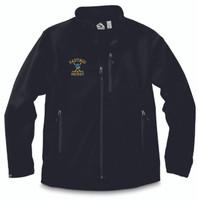 HHS Girls Hockey Storm Creek Velvet Lined Unisex Softshell Jacket