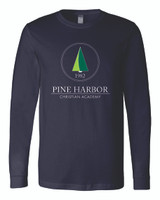 PHCA Adult Ringspun Long sleeve Tee