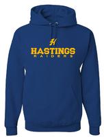 Pinecrest- Hastings Raiders Hooded Sweatshirt