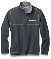 TempWorks Software Mens Waffleknit Pullover