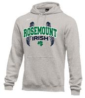 RHS Softball Nike Fleece Hooded Sweatshirt