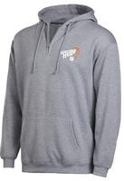 Hastings Heat FAN 1/4 zip Hooded Pullover