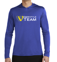 Welch Village Performance Freestyle Team Lightweight Hooded Pullover