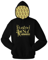 The Busted Party Print Hoodie