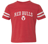 Red Bulls Toddler/Youth Vintage Jersey Tee