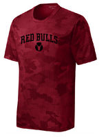 Red Bulls Youth Performance CamoHex Tee
