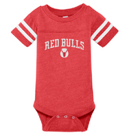 Red Bulls Vintage Jersey Onesie