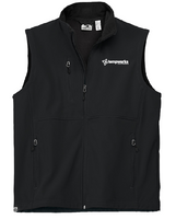 TempWorks  High Stretch Fleece-Lined Softshell Vest