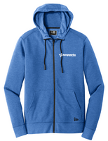 TempWorks New Era Fleece Zip Hoodie