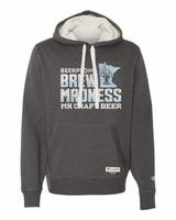 Brew Madness Champion® Vintage Hooded Sweatshirt