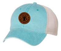 Brew Madness Pigment Dyed Trucker Cap