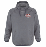 MN Blades CCM Team Training Hooded Pullover