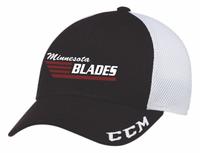MN Blades CCM Structured Flex Cap