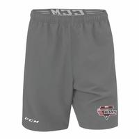 MN Blades CCM Woven Team Training Shorts