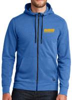 HHS Football Fan New Era® Tri-Blend Fleece Full-Zip Hoodie