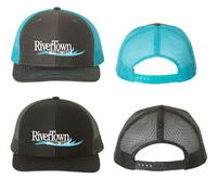 RiverTown Multimedia Ricardson Snapback Trucker Hat