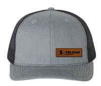 Pelican Snapback Trucker Cap with Patch
