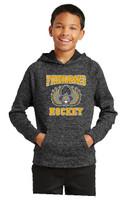 BYH Youth Blended Fleece Pullover Hooded Sweatshirt