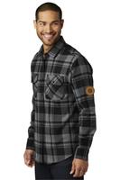 Branchline Plaid Flannel Shirt